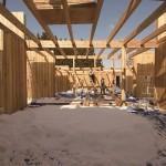 建て方工事4