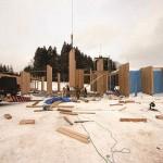 建て方工事2