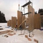 建て方工事3